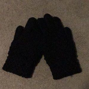 Accessories - Black Winter Gloves